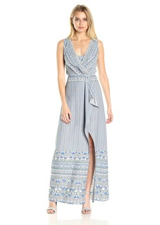 BCBG Max Azria BCBGMax Azria Women's Koko Woven Sleeveless Dress with Slit