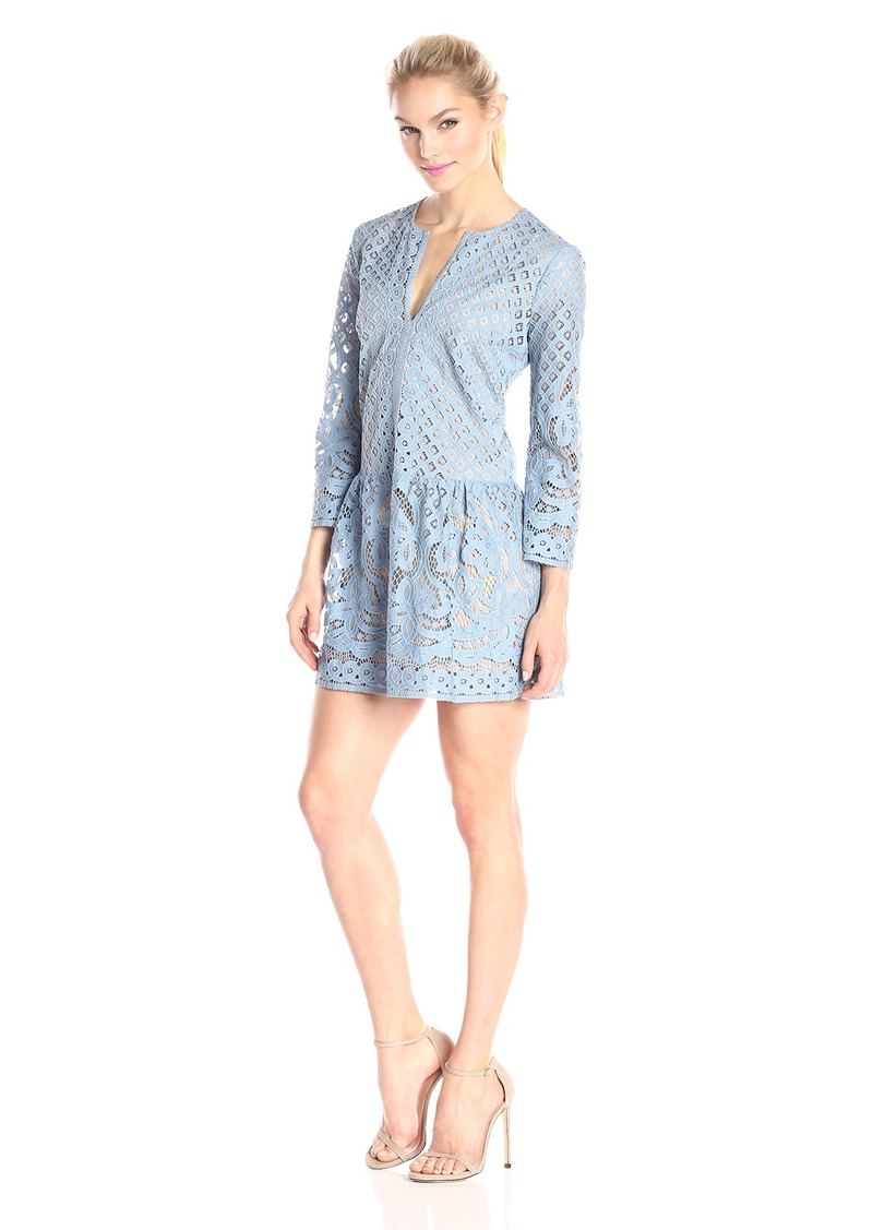 BCBGMax Azria Women's Laurice Knit Casual Dress