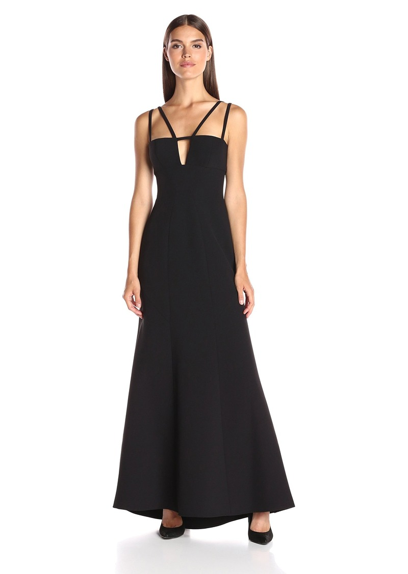BCBG Max Azria BCBGMAXAZRIA BCBGMax Azria Women's Leola Long Double Dress