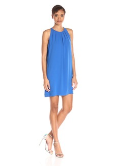 BCBG Max Azria BCBGMax Azria Women's Lynzie Sleeveless Pleated Shift Dress