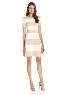 BCBG Max Azria BCBGMax Azria Women's Lylah Knit City Dress