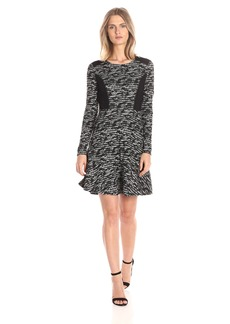 BCBG Max Azria BCBGMax Azria Women's Madeline Knit City Dress  S