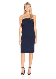 BCBG Max Azria BCBGMax Azria Women's Montana Woven Evening Dress