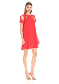 BCBGMax Azria Women's Phyllis Dress  L