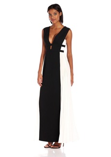 BCBGMax Azria Women's Tahlia Woven Evening Dress