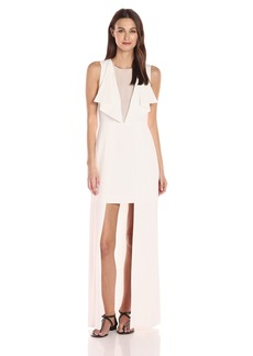 BCBGMax Azria Women's Tanika Woven Evening Dress