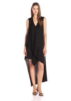 BCBGMax Azria Women's Tara Woven Dress  S