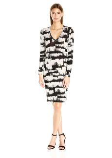 BCBG Max Azria BCBGMax Azria Women's Tori Knit Casual Dress  M