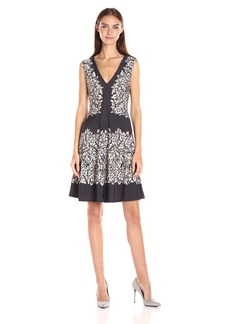BCBGMax Azria Women's Vallarie Knit City Dress  S