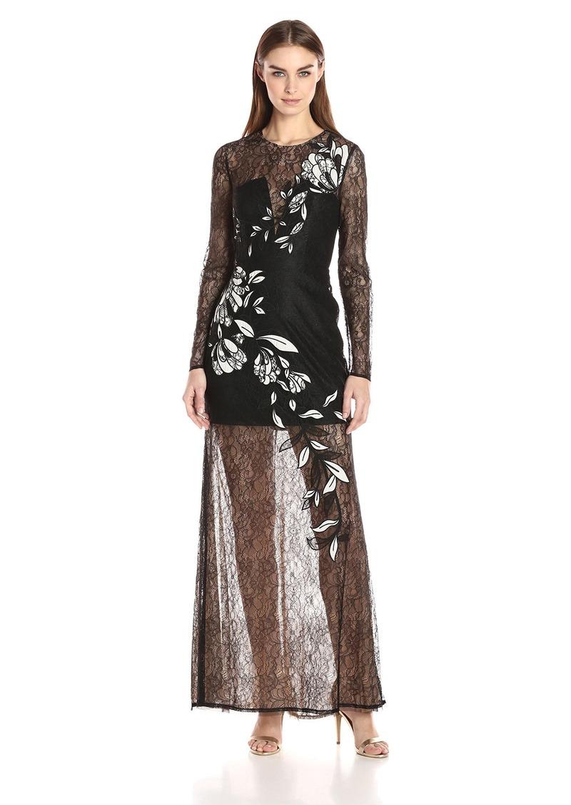 BCBG Max Azria BCBGMax Azria Women's Veira Embroidewred Dress