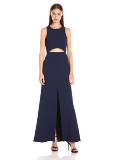 BCBGMax Azria Women's Veranna Knit Evening Dress