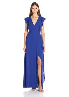 BCBG Max Azria BCBGMax Azria Women's Woven Evening Dress