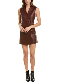 Bcbgmaxazria Short Wrap Dress