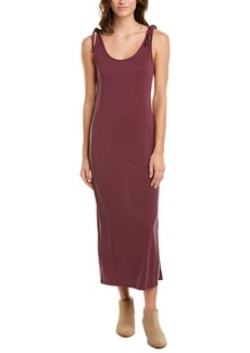 Bcbgmaxazria Slit Maxi Dress