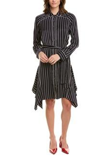 Bcbgmaxazria Stripe Shirtdress