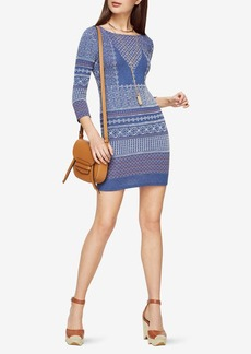 Beth Medallion Knit Dress