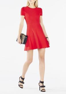 Bryanna Open Back A-Line Dress