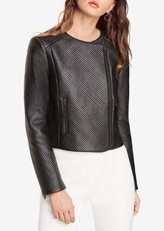 BCBG Bryden Faux-Leather Jacket
