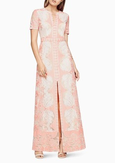 Cailean Short Sleeve Lace Dress