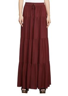 Camila Tiered Maxi Skirt