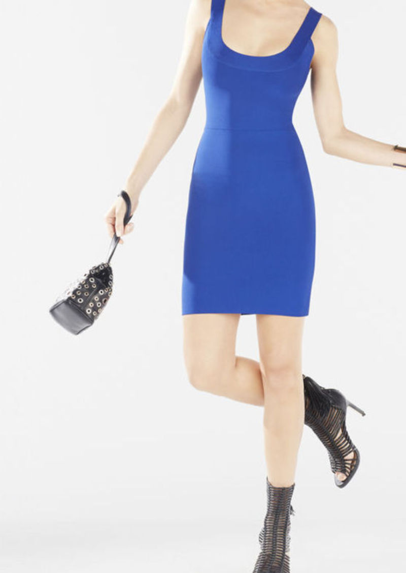 BCBG Caspar Sleeveless Body-Con Dress