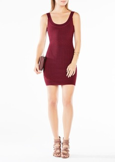 Casper Knit Jacquard Dress