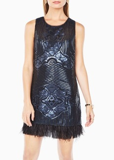 Caterina Sequined Dress