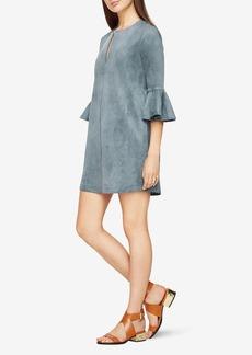 Catier Faux-Suede Dress