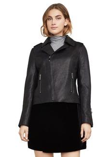 Chase Leather Moto Jacket