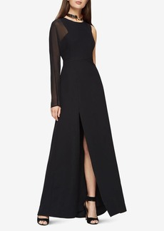Cheyenne One-Sleeve Gown