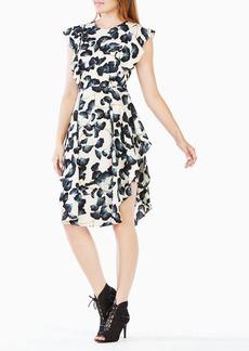 Christiania Floral-Print Dress