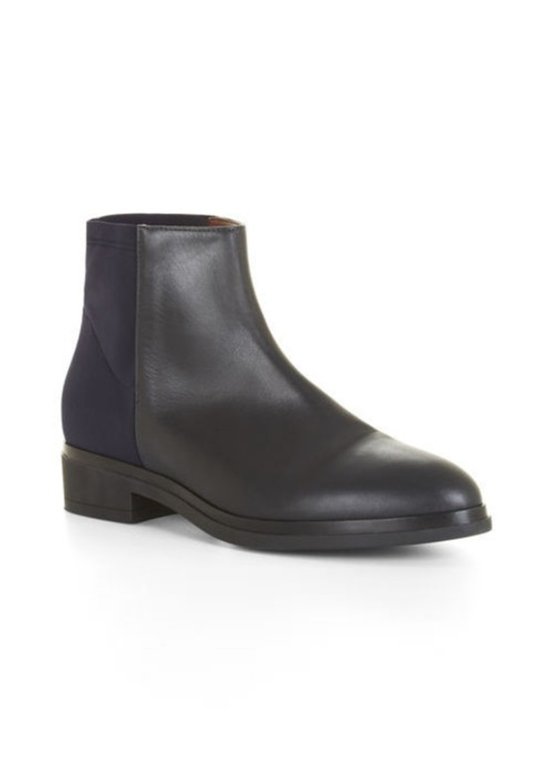 BCBG Collin Slip-On Leather Low Boot