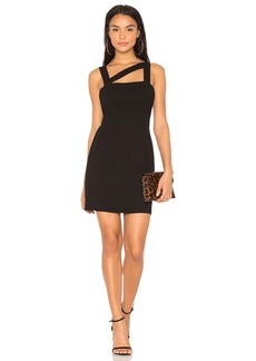 BCBG Cut Out Mini Dress