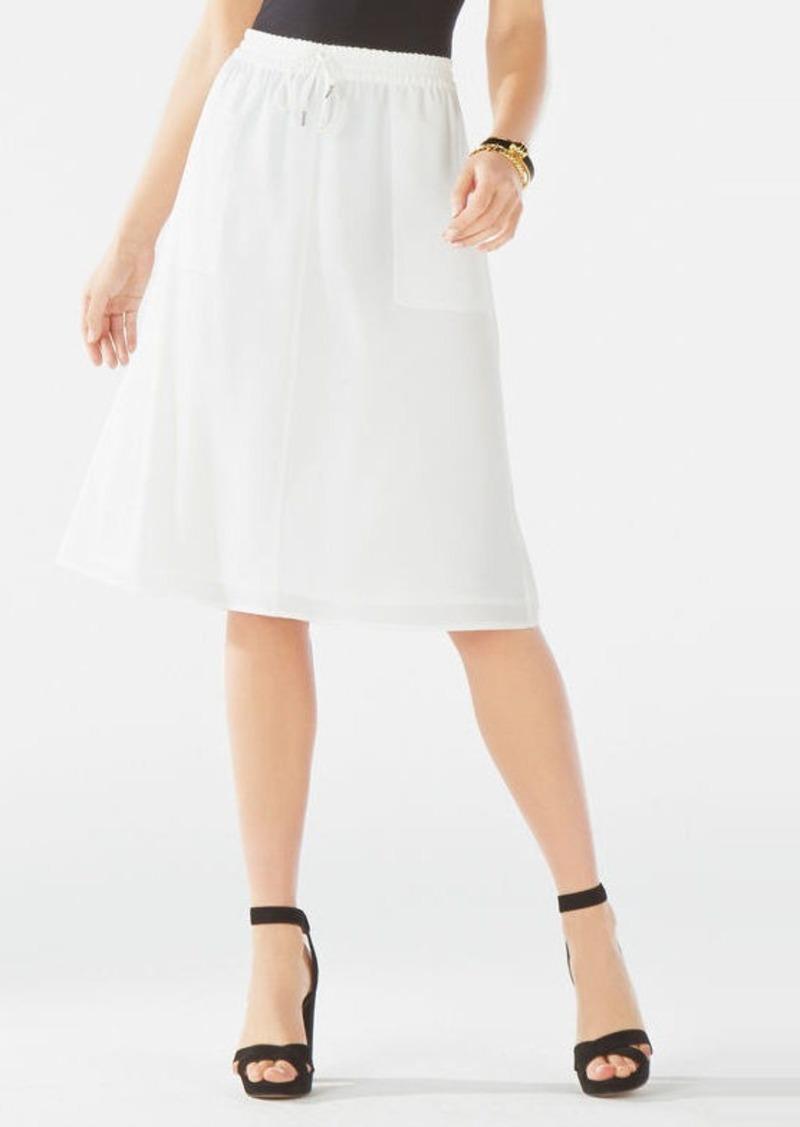 BCBG Dannah Midi Skirt