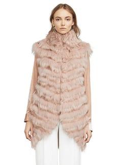 Darah Fur Vest