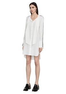 BCBG Effie High-Low Shirt Dress