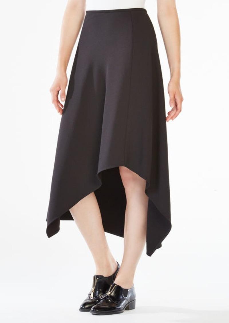 BCBG Galina Asymmetrical Skirt