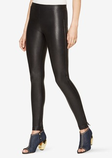Gregory Faux-Leather Legging