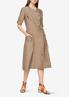 BCBG Halena Midi Dress