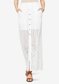 Harper Lace Maxi Skirt