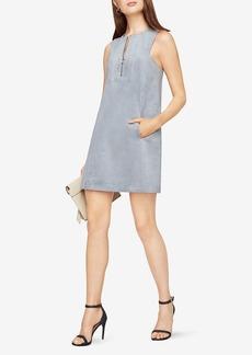 Jamy Faux-Suede Dress