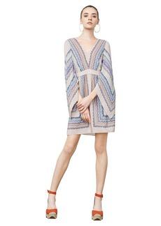 Jenissa Scarf Print Dress