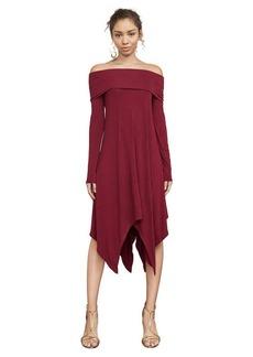 Josanna Off-The-Shoulder Dress
