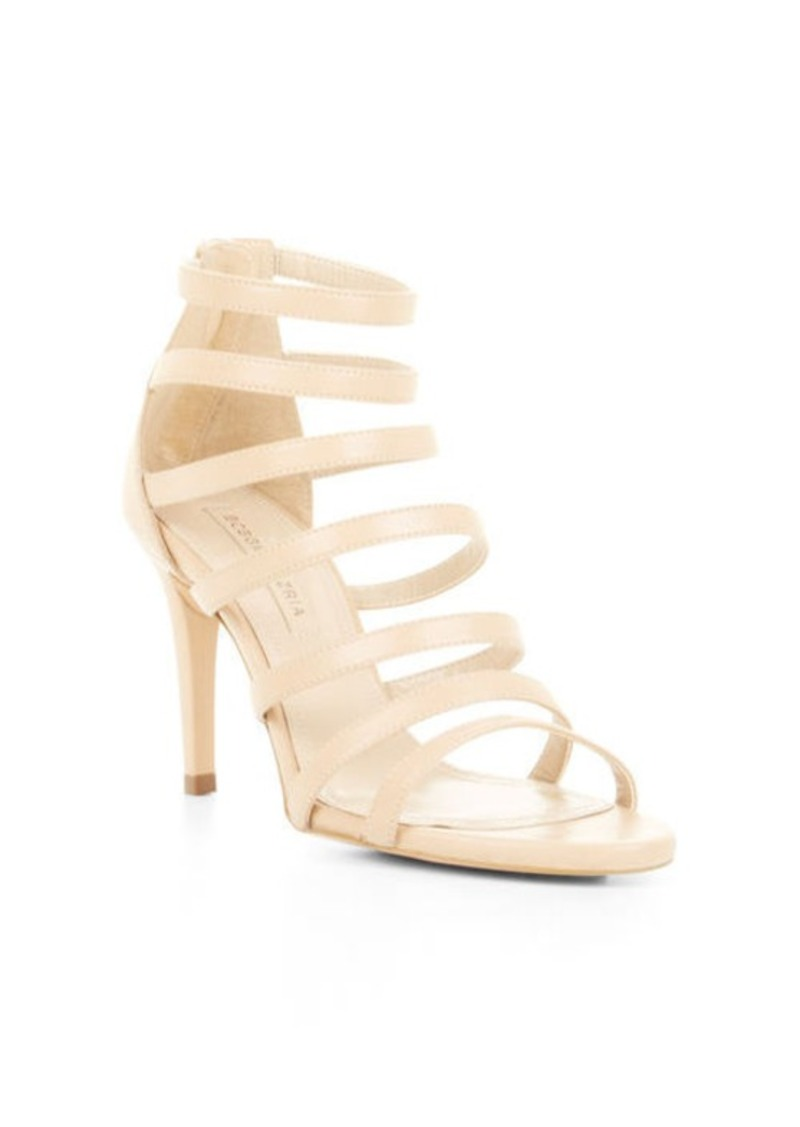 BCBG Justyna High-Heel Strappy Sandal