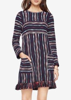 Kathy Striped Boucle Dress