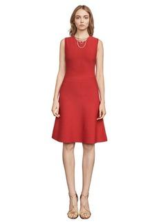 Lacee Slit-Back Dress
