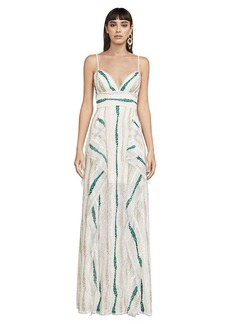 Liliana Tulle Maxi Dress
