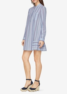 BCBG Lucile Striped Shirt Dress