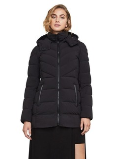 Lydia Down-Filled Hooded Parka