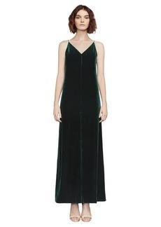 Malory Velvet Maxi Dress